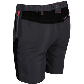 Regatta Sorcer - Pantalones cortos Niños - gris/negro